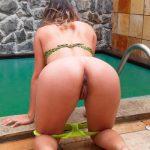 Esposa na piscina – Imperatriz MA