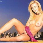 Daniela Faria nua na revista Sexy