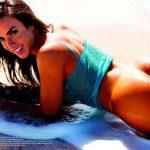 Nicole Bahls pelada para matar saudades