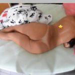 Esposa rabuda dormindo pelada