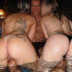 Casais liberais em fotos de sexo amador